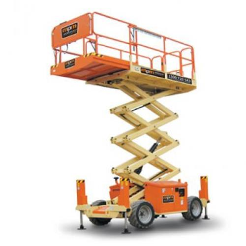 Where to find Lift Scissor 33  4x4 All Terrain in Naples