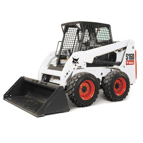 Where to find Loader Bobcat S150 S160 in Naples
