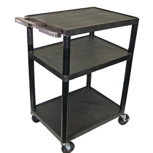 Where to find Cart AV 3 Shelf in Naples