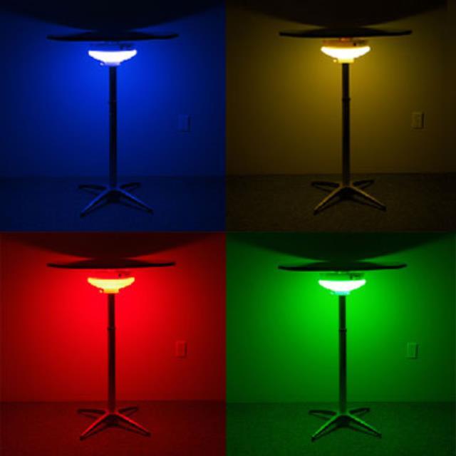 Light For Cocktail Tables Glow Furniture Rentals Naples Fl
