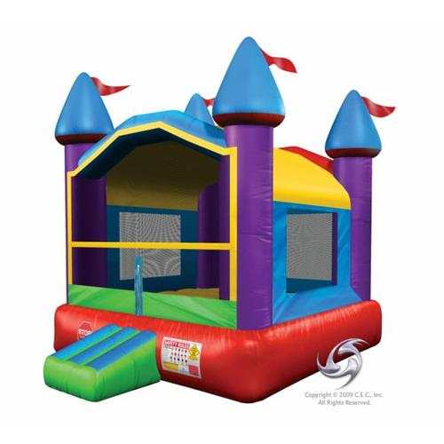 Where to find Bounce House Castle 15x15 new in Naples