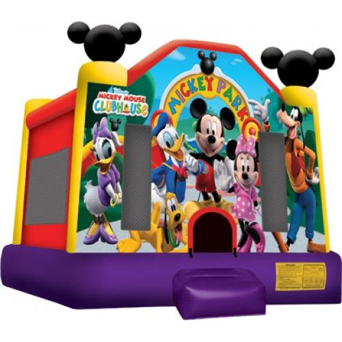 Where to find Bounce House Disney Mickey in Naples