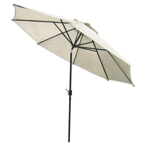 Where to find Umbrella w Base 9  Natural TILT in Naples