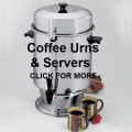 Rental store for Coffee Urns   Servers in Naples FL