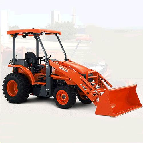 Where to find Loader L45  45hp in Naples