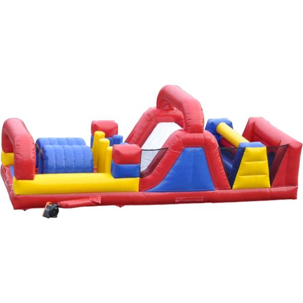 Where to find Inflatable Obstacle Course 30 in Naples