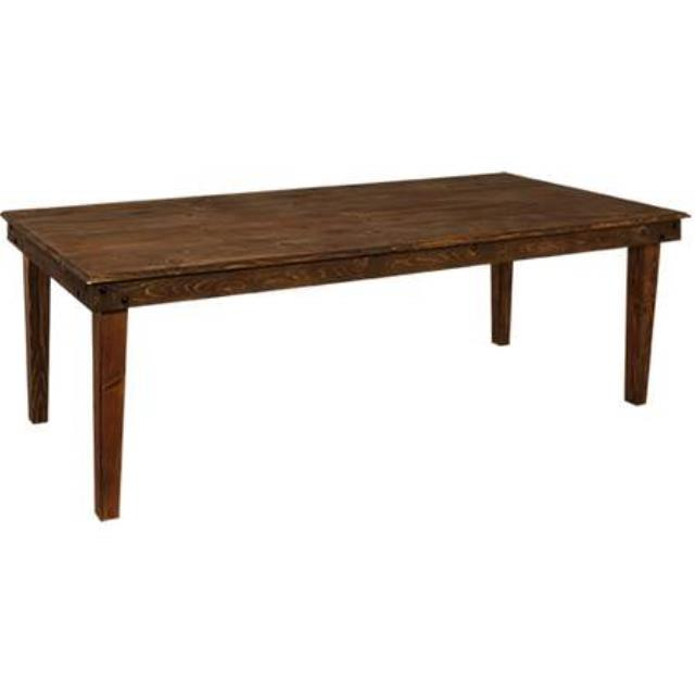 Where to find Table Banq Farm 8 x40 in Naples