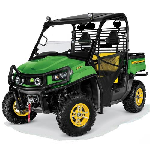 Where to find Utility Vehicle 4x4 John Deere in Naples