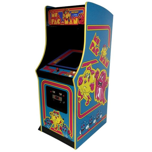 Where to find Game Pac Man in Naples