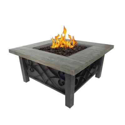 Where to find Fire Pit 34 sq Propane in Naples