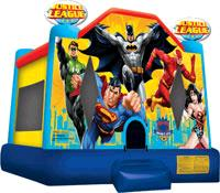 Where to find Bounce House Justice League in Naples