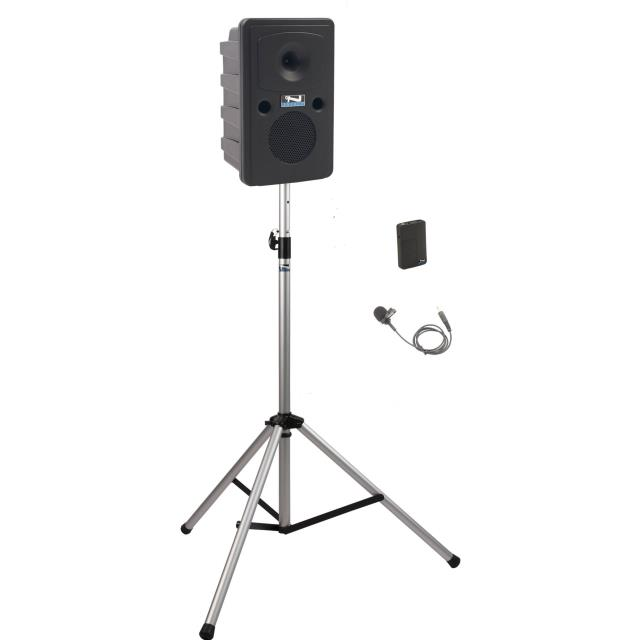 Where to find Pa Speaker w Lapel Mic 75 Watt in Naples