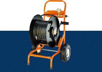 Where to find SNAKE JETTER EXTRA 150  HOSE REEL in Naples