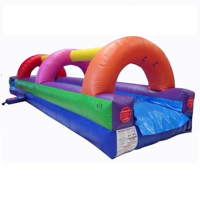 Where to find Inflatable Slip  n Slide Multicolor in Naples