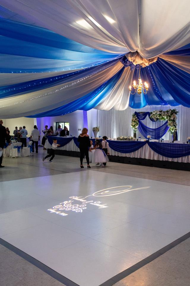 Where to find Floor Dance White Indoor Outdoor 3X3 in Naples
