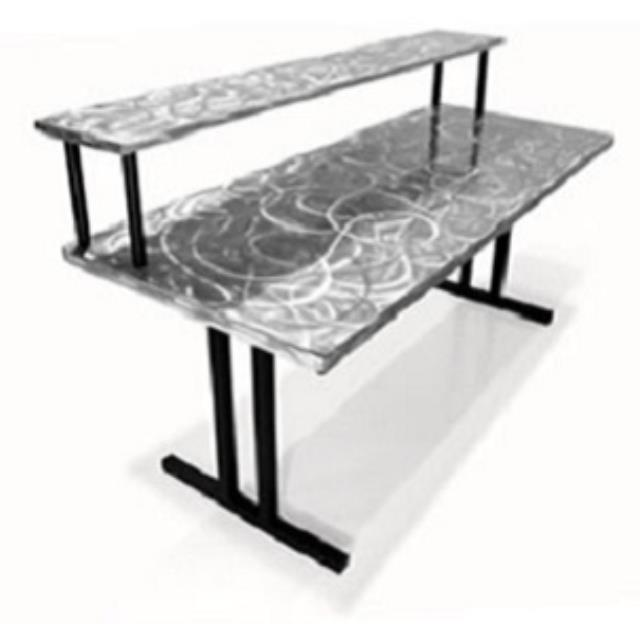 Where to find Table Banq 6  Aluminum Bar Top 10 in Naples
