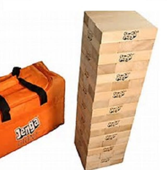 Where to find Game Jenga Giant 54pc in Naples