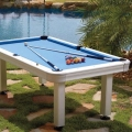Rental store for Game Pool Table Indoor Outdoor  7 in Naples FL