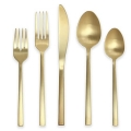 Rental store for Flatware Gold Brushed in Naples FL