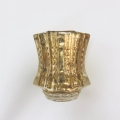 Rental store for Votive Mercury Gold Curved in Naples FL