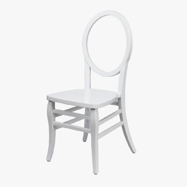 Where to find Chair Nova White w Acrylic Back in Naples