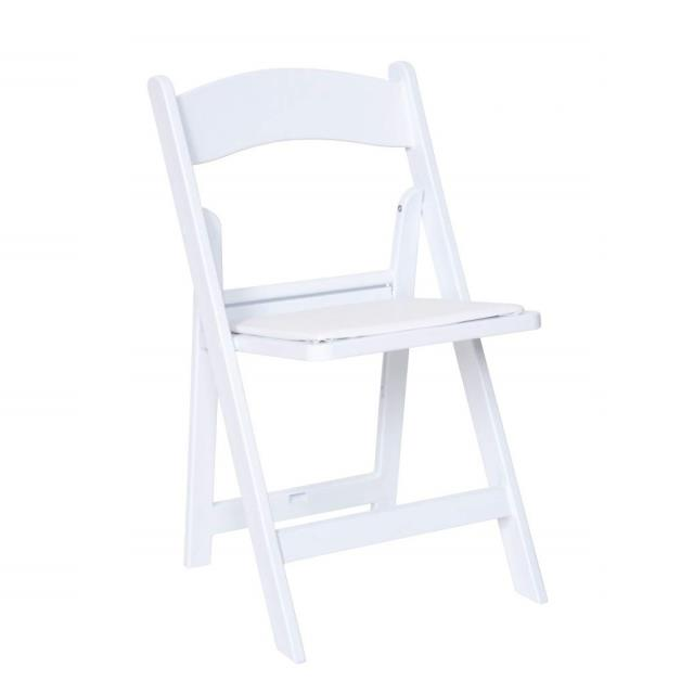 Where to find Chair Wood White Style Resin in Naples