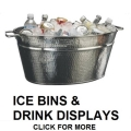 Rental store for Ice Bins   Drink Display in Naples FL