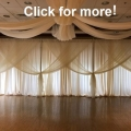 Rental store for Wedding Sheer Drapes in Naples FL