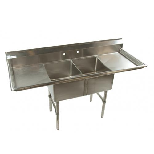 Where to find Sink Dbl Stainless in Naples