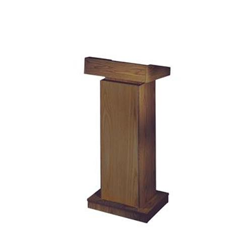 Where to find Podium Wood Walnut in Naples