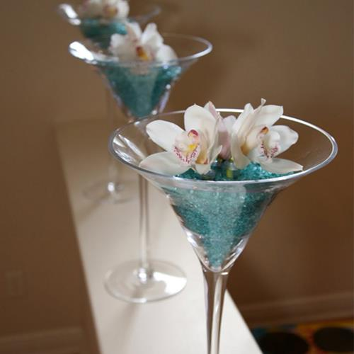 Centerpiece martini inch oversized rentals naples fl
