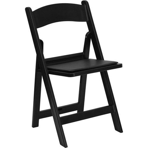 Where to find Chair Wood Black in Naples