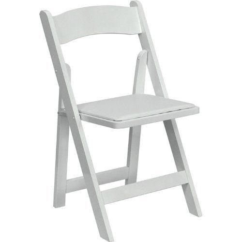 Where to find Chair Wood White in Naples