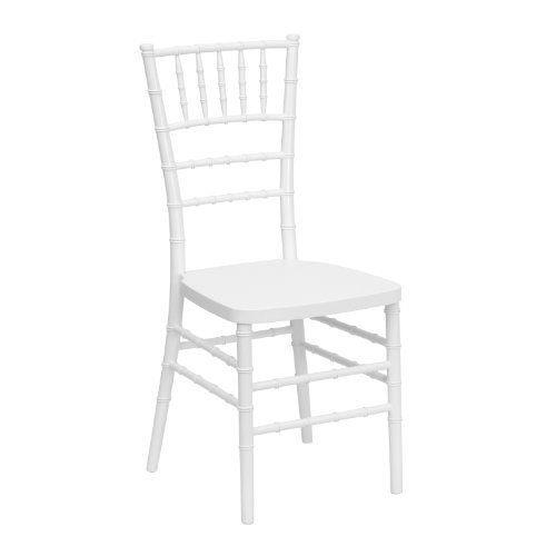 Where to find Chair Ballroom White in Naples