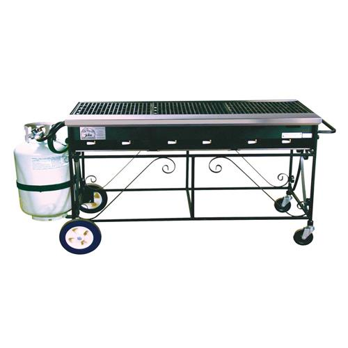 Where to find Grill Gas 5 x2  w Burner in Naples