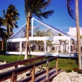 Rental store for Tent 50 x15 clear top option in Naples FL