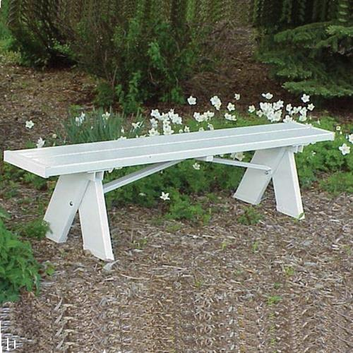Where to find Bench White 6 in Naples