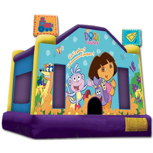 Where to find Bounce House Dora in Naples