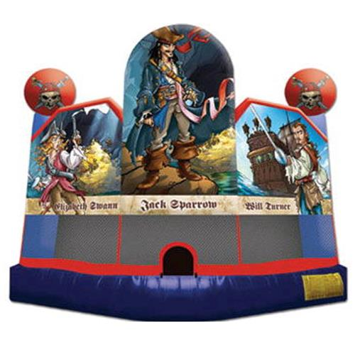 Bounce House Pirates Of The Caribbean Rentals Naples Fl