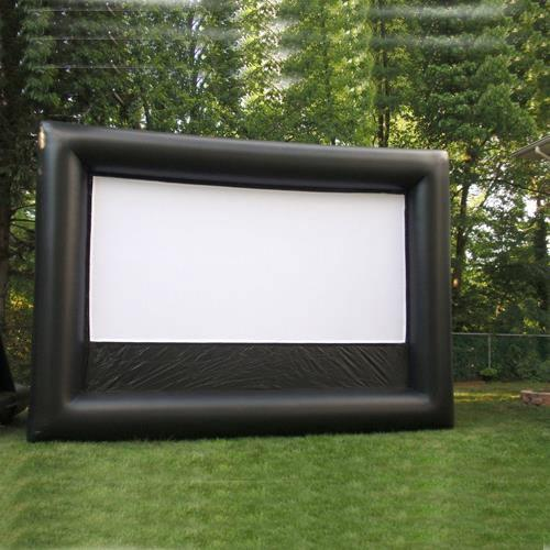 Backyard Theater Packages : MOVIE SYSTEM OUTDOOR THEATER PACKAGE Rentals Naples FL, Where to Rent
