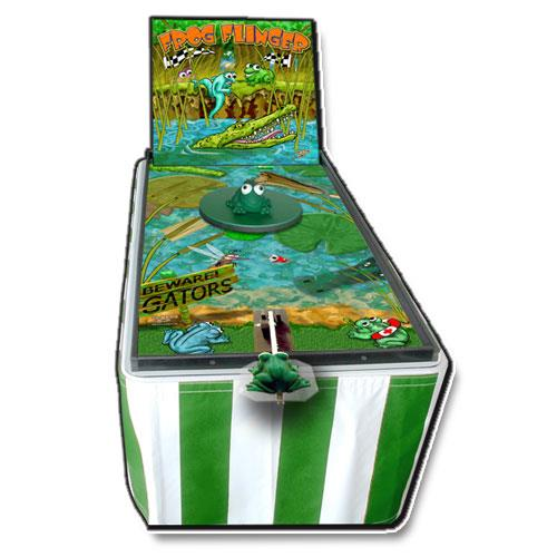 Where to find Game Frog Flinger Table in Naples