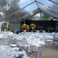 Rental store for Mid tent 40x15 clear option  Toptec in Naples FL