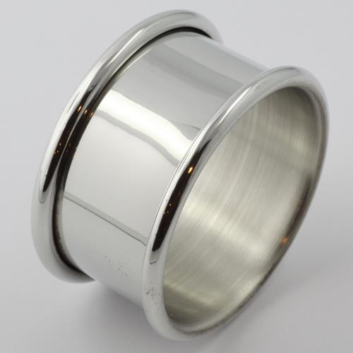 Napkin Ring Silver Rolled Edge Rentals Naples Fl Where To