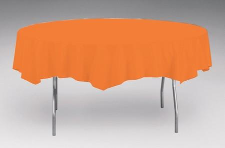 Where to find Orange Octy Tablecover in Naples