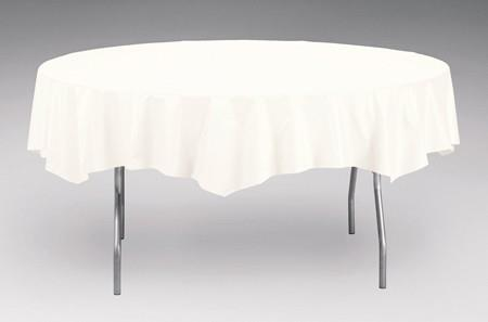 Where to find White Octy Tablecover in Naples