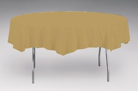 Where to find Glittering Gold Octy Tablecover in Naples