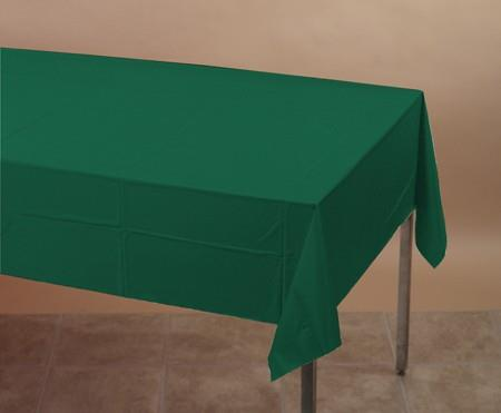 Where to find Hunter Green Banquet Tablecover in Naples