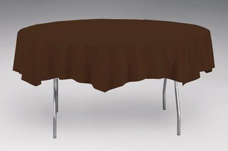 Where to find Chocolate Octy Tablecover in Naples